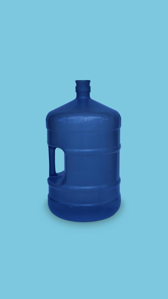 Bambona 20 litros de PP com alça Plástico São Pedro