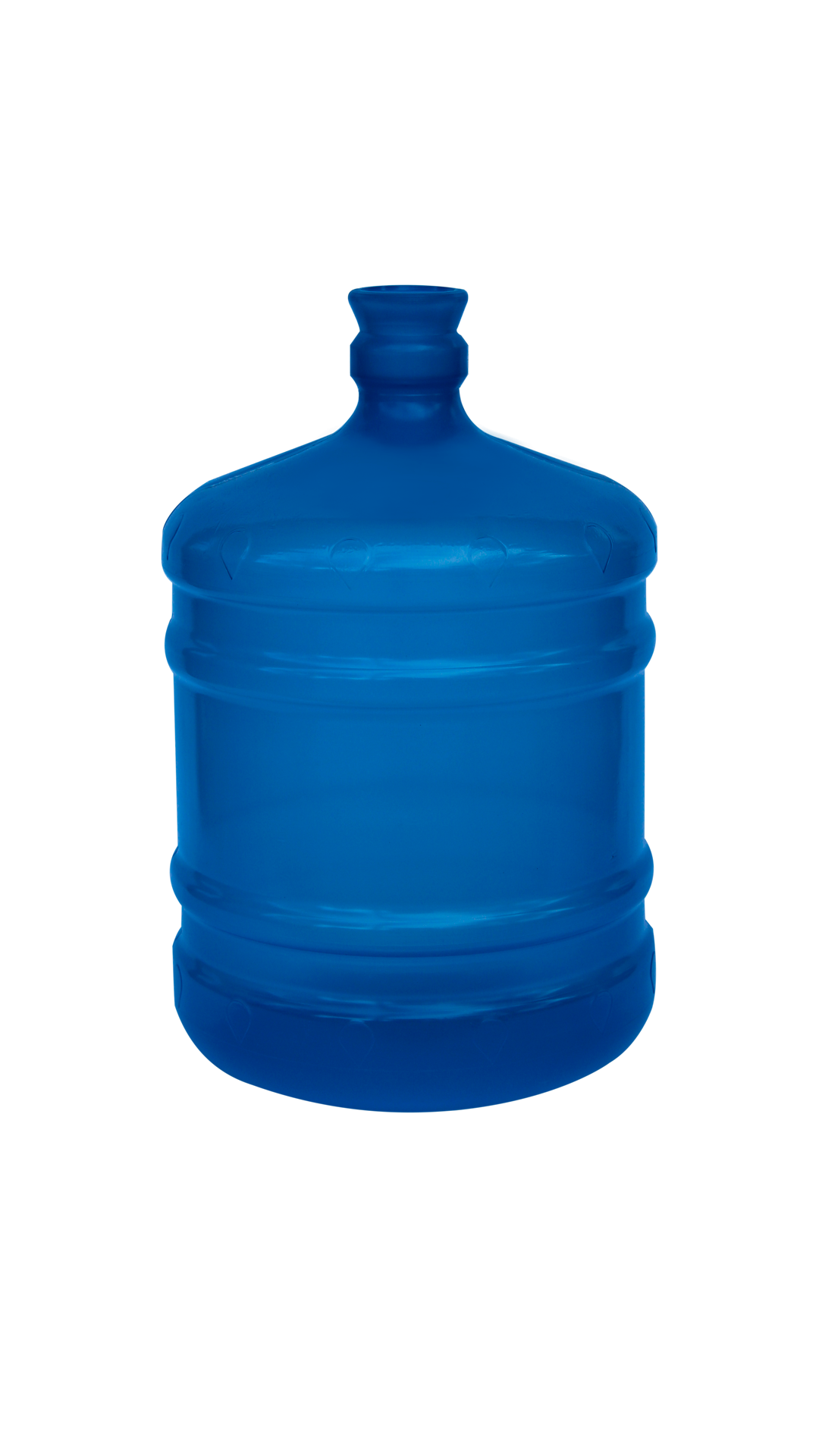Bambona 10 litros de pp Plástico São Pedro