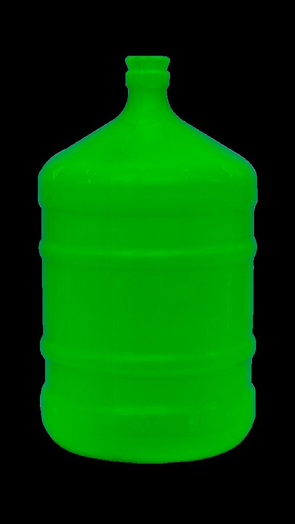 Bambona de 20 litros de PP para água mineral Plástico São Pedro